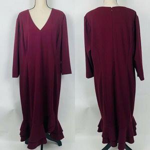 Rachel Roy Plus Size Midi Dress